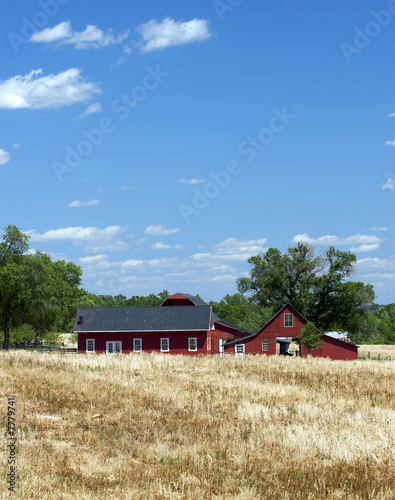 Red Farm Buildings