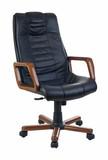 Executive armchair cutout poster