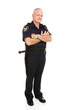 Police Officer Full Body