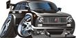 Vector muscle car