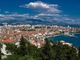 City - Split poster