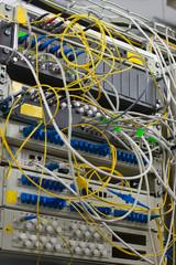 Fiber multiconnection