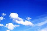 Wolken am blauen Himmel 2