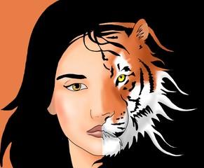 donna-tigre