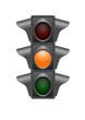 Feux de signalisation - orange