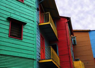 Houses of caminito