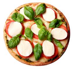 Pizza,mozzarella,lauch