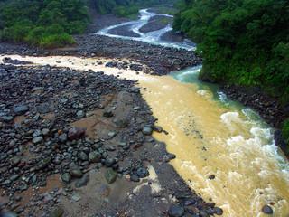 Deux rivières - Costa Rica