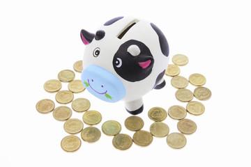 Cow Saving Bank