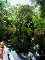 Canaux jungle Tortueguero 4