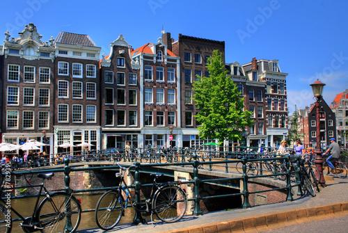 Keuken foto achterwand Amsterdam Amsterdam (Netherlands)