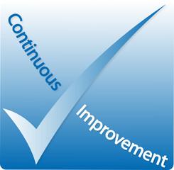"Logo ""Continuous Improvement"""