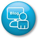 Blog Icon poster