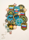 Soviet Miltary Accessories poster