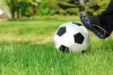 Youth Soccer Kick poster