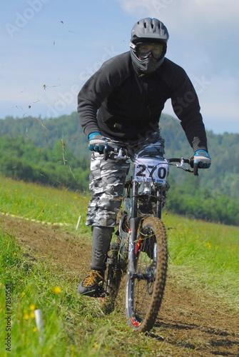 vélo sport Poster