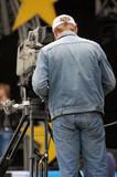 Television cameraman poster