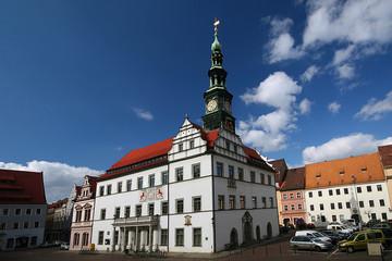 Pirnaer Rathaus