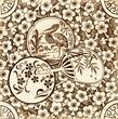Oriental Style Tile