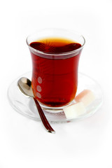 Turkish Tea, well-steeped