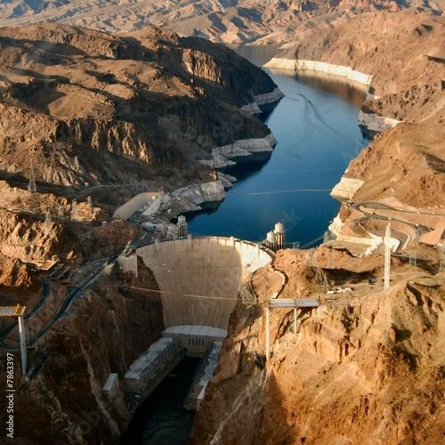 Aluminium Dam Hoover Dam 2 (square crop)