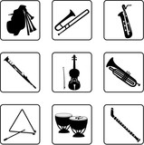 Musical Instruments 7 poster