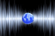 sound radio wave earth