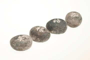 Japanische Heilsteine