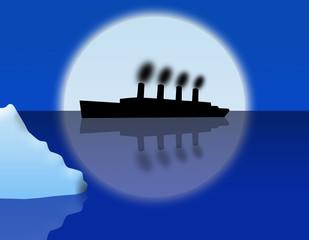 Titanic, Schiff
