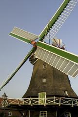 Windmühle in Accum