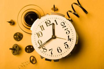 Timeless broken watch