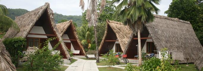 île de la Digue aux Seychelles