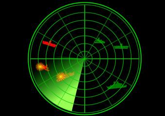 radar guerra