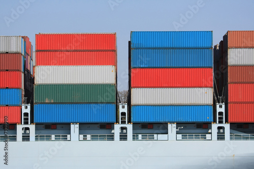 container shipping iv