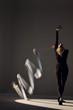 Artistic Gymnastic figure
