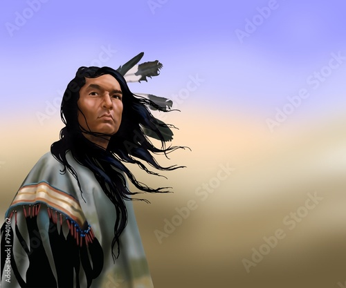lakota warrior