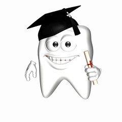 Smiley Tooth - Wisdom Tooth