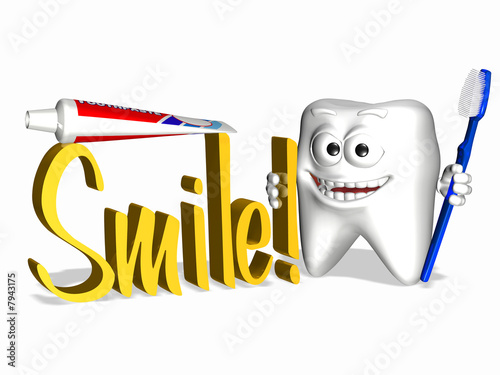 Smiley Tooth - Smile
