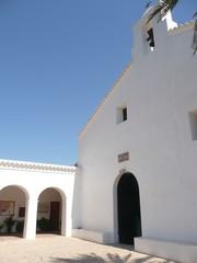 iglesia de San Vicente - Ibiza