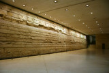 Ancient wall in hall - 7954520
