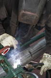 welding on pipe poster