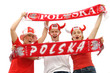 Polish soccer fans - 7960903