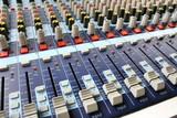 Console de mixage poster