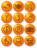 Miscellaneous Icons poster