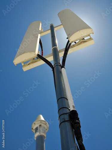 Dual Panel Telecommunication Antennas