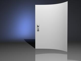 Paper door 2