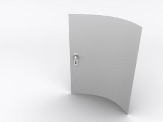 Paper door 3