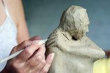 Creating Sculpture - 7977952