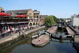L'écluse de Camden, Londres
