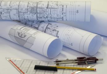 Bauzeichnung 5273